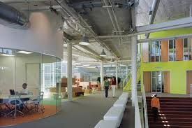 thinking outside the cubicle architecture now