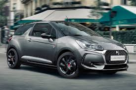 new citroen new citroen ds3 cabrio performance line 2017 images and photos