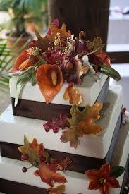 autumn wedding cake cakecentral com