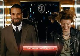 trivago commercial actress viva model christian göran in the new trivago spot and in the scotch
