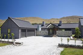 Modern Farm Homes House Design By Michael Wyatt Architect Otago Newzealand Metal