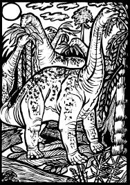 exciting dinosaur colouring pages dinosaur museum