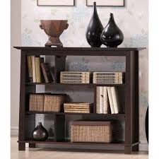Behind Sofa Bookcase Safavieh Scott 5 Tier Ash Grey Etagere Amh6590b The Home Depot