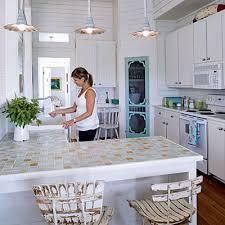 Coastal Living Kitchens - beach house kitchens u2013 kitchen design notes