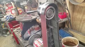 craftsman 48250 budget knife grinder youtube