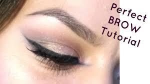 How To Do Eyebrow How To Do Brows With Eyebrow Pencil U2013 World Novelties Makeup 2017