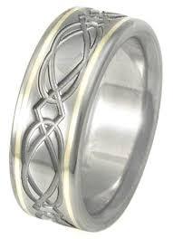 wedding titanium rings images Celtic titanium wedding rings titanium rings studio jpeg
