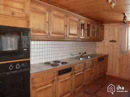 cuisine chalet montagne location la comballaz pour vos vacances avec iha particulier
