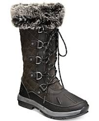 womens size 11 wide waterproof boots boots and winter boots macy s