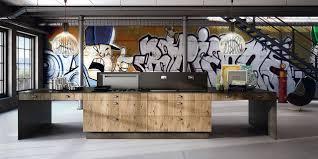 cuisine bois design cuisine design en bois contemporain