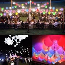 birthday helium balloons led balloon light helium balloons birthday party