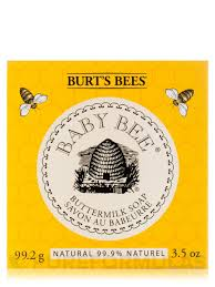 Burt S Bees Baby Wash by Bee Buttermilk Soap 3 5 Oz 99 2 Grams