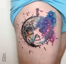 tattoo compass compass rose map leg tattoo tattoo for women