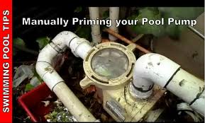 mastertemp 250 manual pool pump not working part 2 manually prime your pump youtube