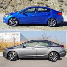 nissan sentra vs kia forte kia forte vs honda civic page 2 u2014 car forums at edmunds com