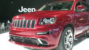 jeep srt 2011 2012 jeep grand cherokee srt 8 2011 new york auto show youtube