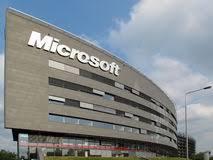 siege microsoft usa microsoft corporation office building facade with logo in herzliya