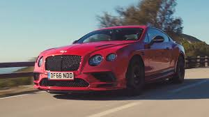 bentley super sport essai bentley continental supersports 2017 youtube