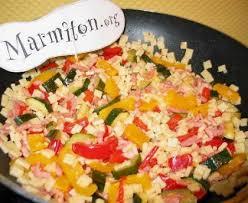 cuisiner les crozets crozets aux légumes recette de crozets aux légumes marmiton