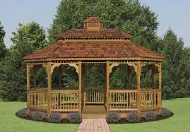Wooden Pergolas For Sale by Outdoor Gazebos For Sale Amish Pergolas Nj