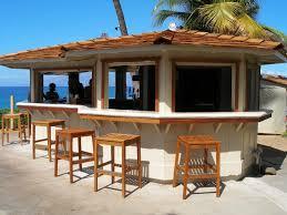 Patio Bar Designs Personal Outdoor Bar Design For Beautiful Patio Patio Bar