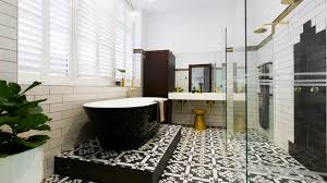 The Block  Bathroom Reveals - Designer bathrooms by michael