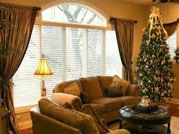 Family Room Drapery Ideas Gorgeous Window Treatment Ideas For Large Living Room Window