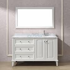 cheerful 54 inch bathroom vanity single sink diy home decor 2016