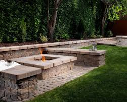 backyard patio ideas with fire pit triyae com u003d pictures of square fire pits in a backyard various