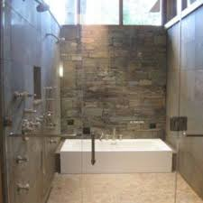Doorless Shower Designs Teach You How To Go With The Flow - Bathroom tub and shower designs