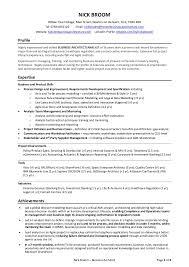 Resume Requirements Latest Cv Resume Nick Broom