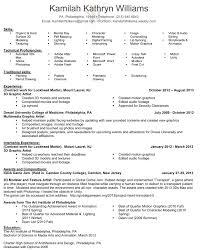 graphic designers resume samples graphic designer resume skills dalarcon com motion graphics designer resume resume for your job application