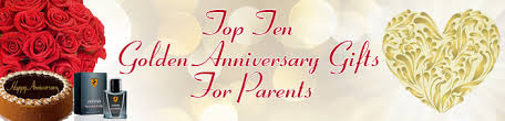 50th wedding anniversary gifts for parents top ten 50th anniversary gifts for parents anniversary gifts to