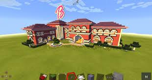Vintage Barbie Dream House Youtube by Barbie U0027s Dreamhouse Minecraft Pe Map Minecraft Hub