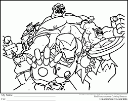 coloring pages cool coloring pages avengers iron 20man