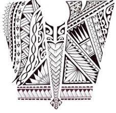 tatuagem tribal havaiana u2026 design pinterest hawaiian tribal