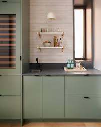 modern wood slab kitchen cabinets 7 slab kitchen cabinet ideas that go beyond modern semistories