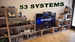 game room tour 53 systems september 2015 1080p youtube