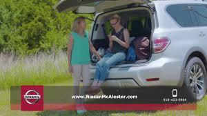 nissan armada 2017 length 2017 nissan armada sale at fenton nissan of mcalester youtube