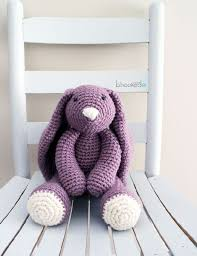 Crochet Easter Decorations Pinterest by Best 25 Crochet Bunny Ideas On Pinterest Crochet Bunny Pattern