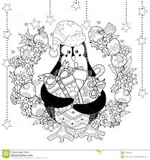 penguin coloring page free here