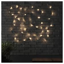 Ikea Flower String Lights by Skruv Led Light Chain With 48 Lights Ikea