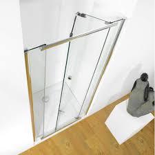 Bifold Shower Door Shower Shower Bifold Glass Tubrs Home Depot Frameless With Side