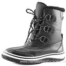 womens mid calf boots canada womens mid calf boots accented ankle chain casual zip up patent