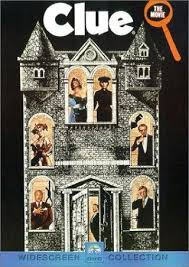 Clue Movie House Floor Plan Clue 1985 Movie Mistakes Goofs And Bloopers All On One Page