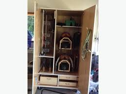 tack cabinet for sale 112 best tack box images on pinterest horse stalls horse stables