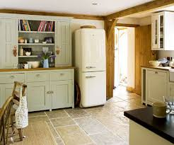 homes and interiors country homes and interiors kitchen with smeg fridge modern