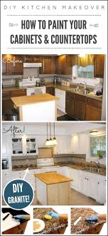 how to redo your kitchen cabinets yourself diy kitchen makeover on a budget a new look for 300