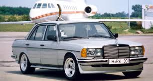 mercedes w123 amg tuning for the middle classes early amg saloons driver