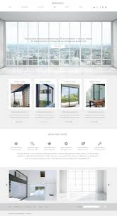 windows u0026 doors responsive wordpress theme 50739